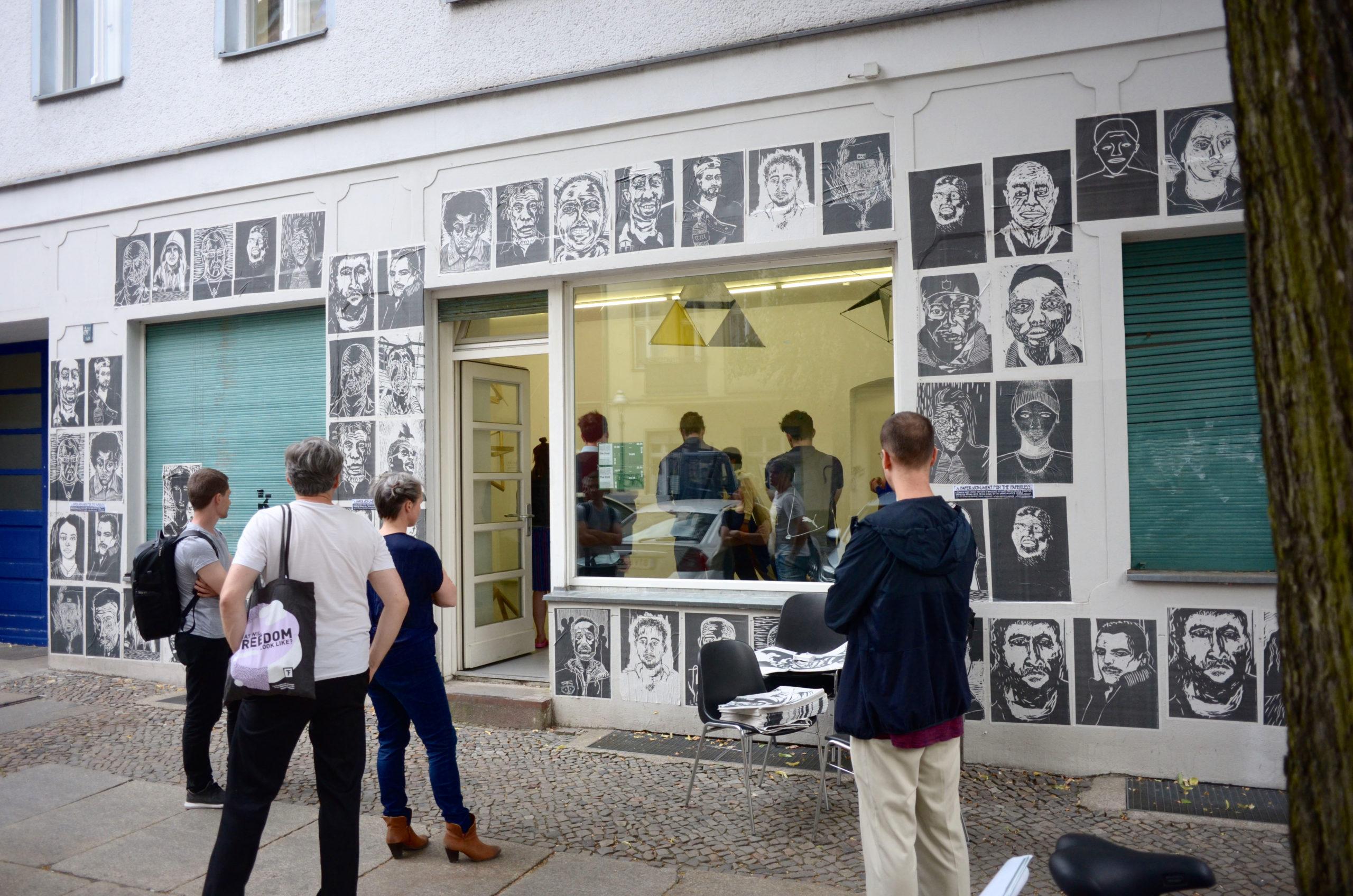 THE VIVID UNKNOWN – Gruppenausstellung, kuratiert von Monika Dorniak 2018