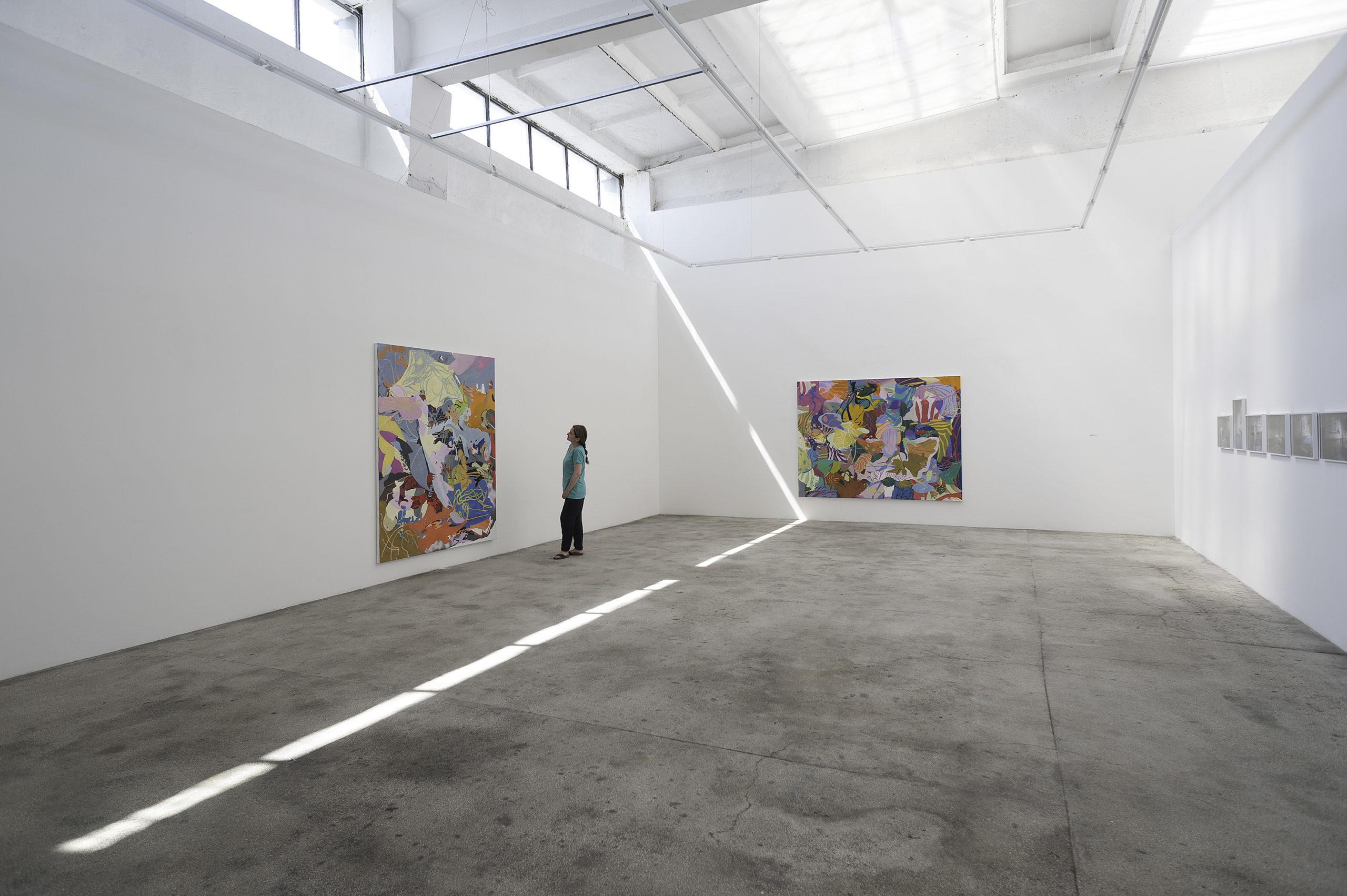 Andreas Wolf, Cluj, Rumänien, Ausstellungsansicht